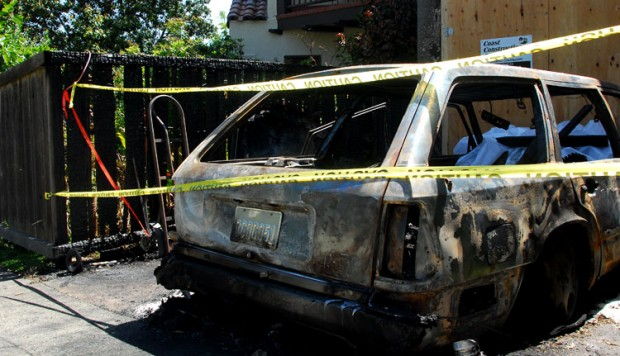 Berkeley hills house fires investigated for arson | The Daily ...