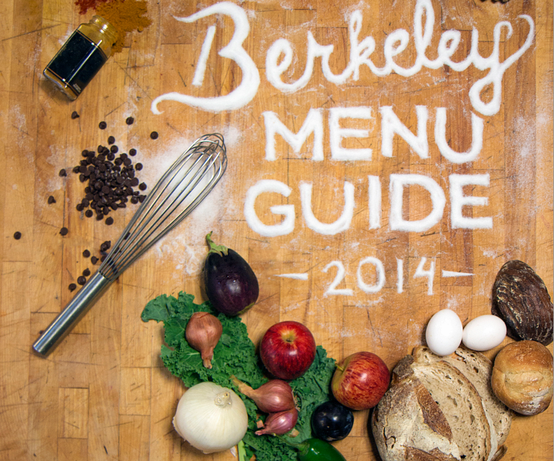 Berkeley Menu Guide 2014