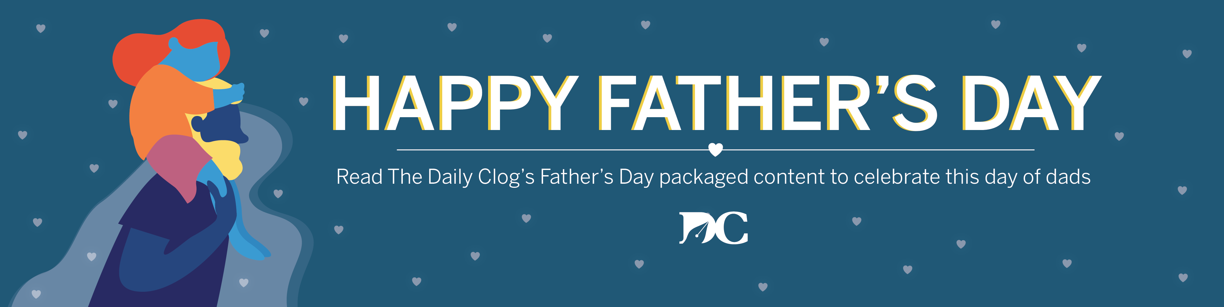 Read our Father's Day packaged content!